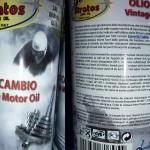 OLIO CAMBIO CARATTERISTICHE